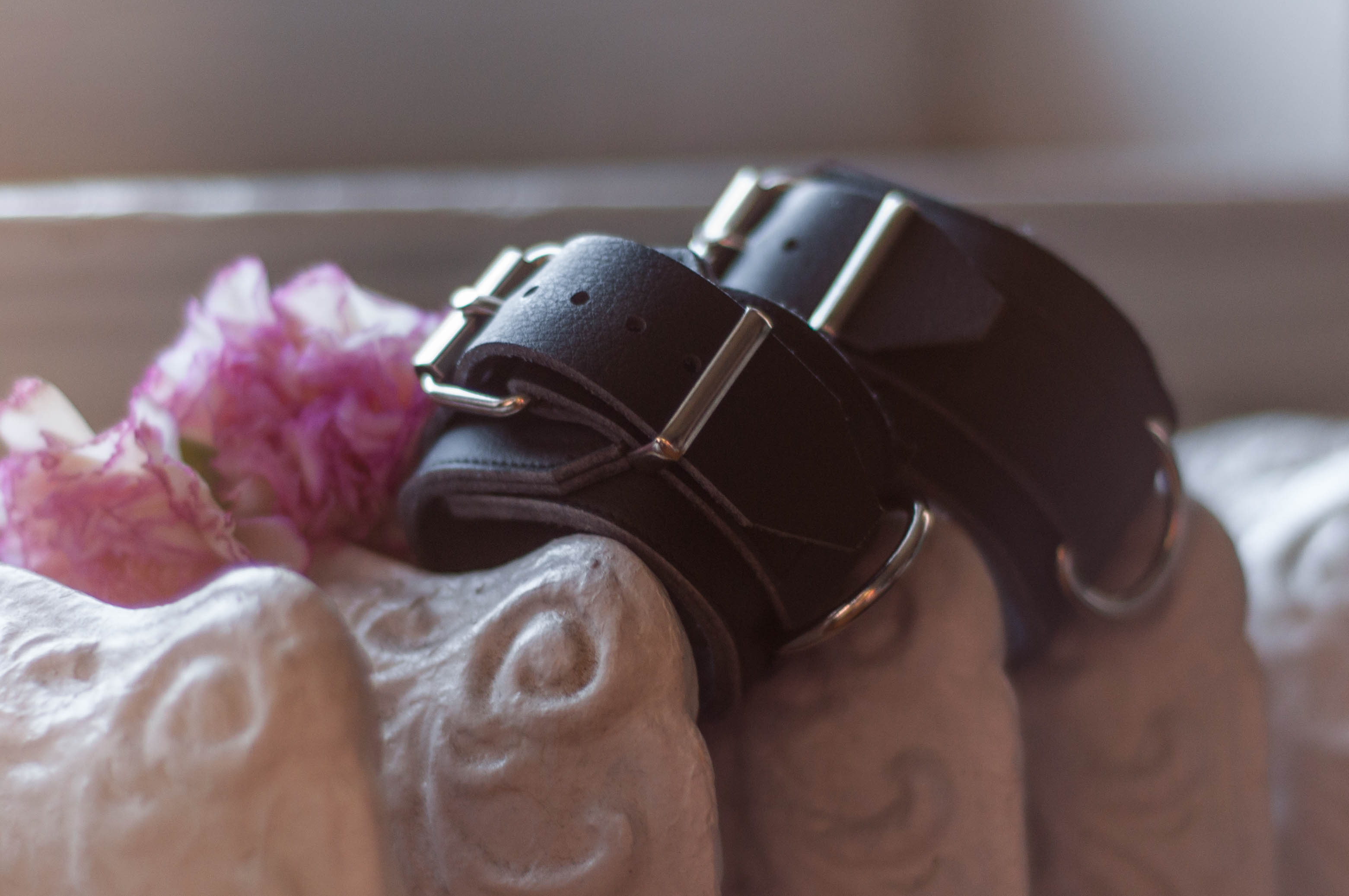 Review: KinkyVegan Wrist Cuffs