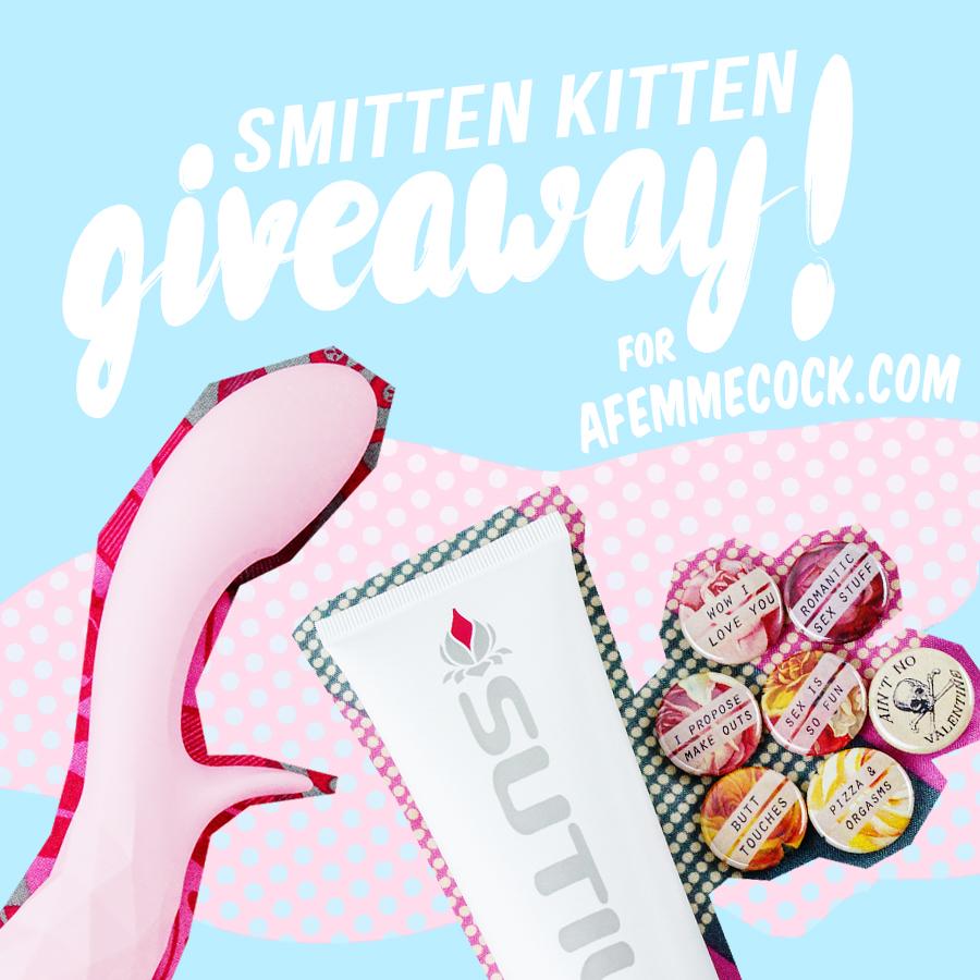 Smitten Kitten Giveaway!
