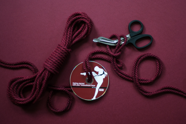 Twisted Monk rope kit