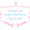 Strap-On Rope Harness Tutorial